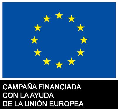 Campaña Financiada con la ayuda de la UE