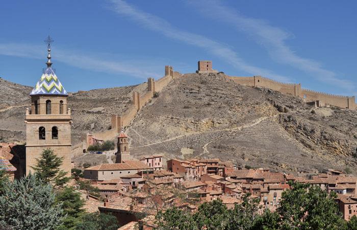 Los pueblos de pastores más emblemáticos de España