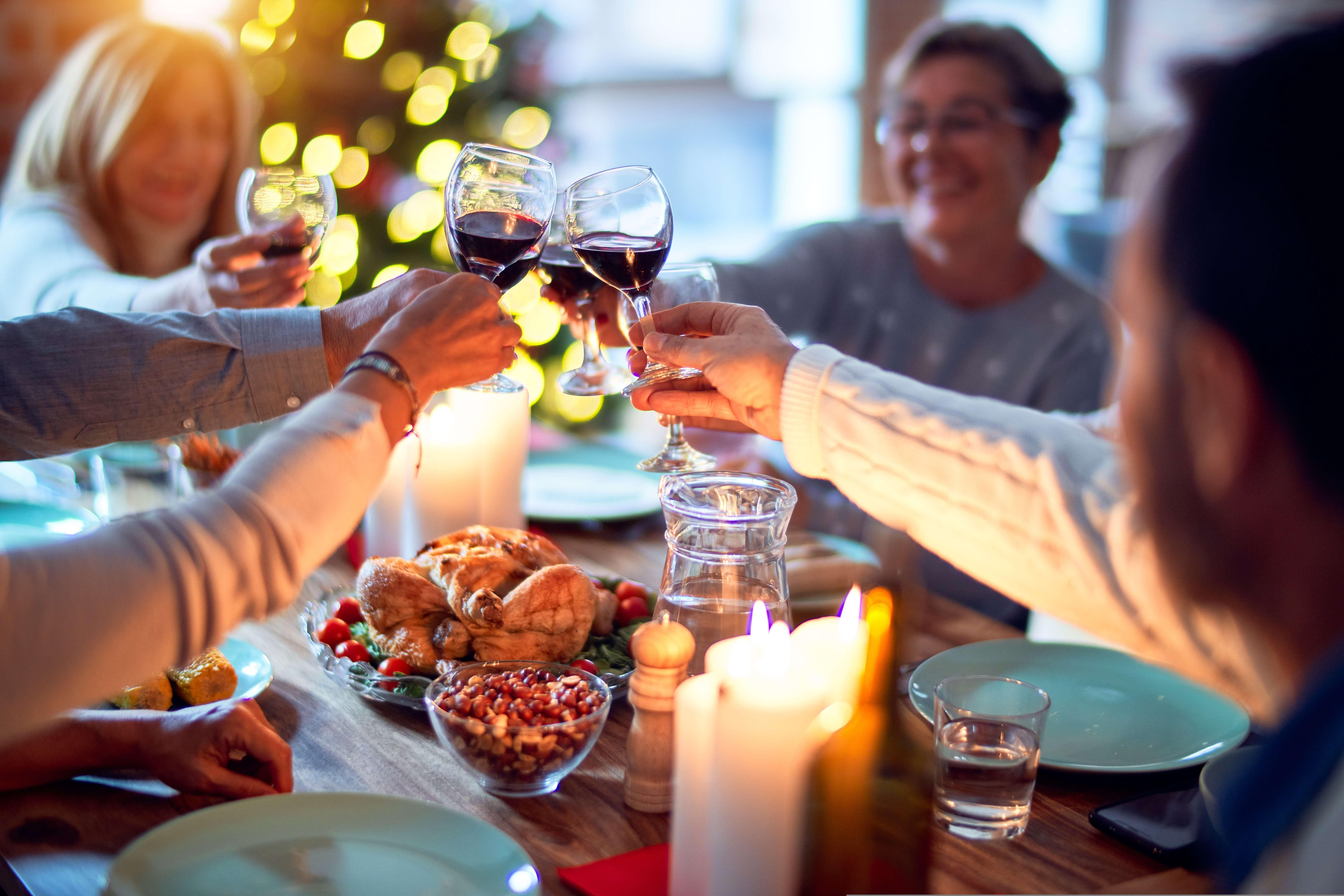 Consejos para preparar una cena de Nochebuena perfecta